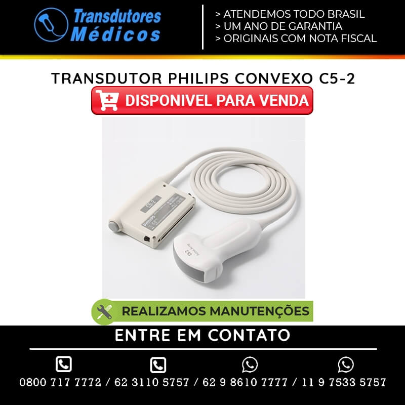 TRANSDUTOR-PHILIPS-CONVEXO-C5-2-VENDAS-E-CONSERTOS