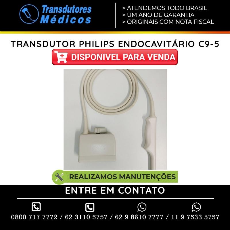 TRANSDUTOR-PHILIPS-ENDOCAVITARIO-C9-5-VENDAS-E-CONSERTOS