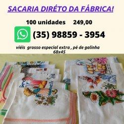 SACARIA DIRÉTO DA FÁBRICA! (1) (1SEGUNDA